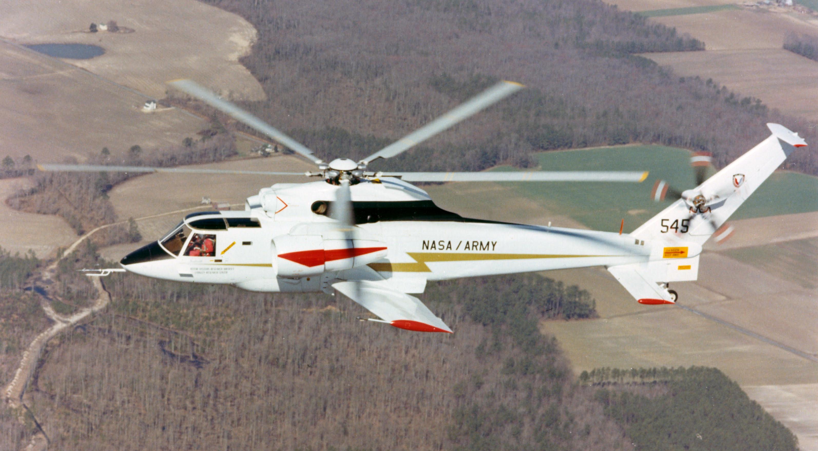 Vertipedia - Sikorsky S-72 RSR...